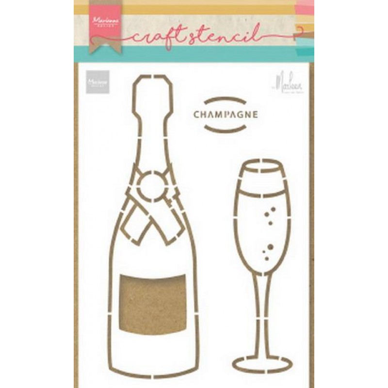 Champagne - Stencdils