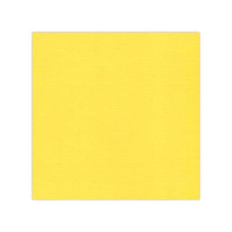 Bright yellow - Scrap karton
