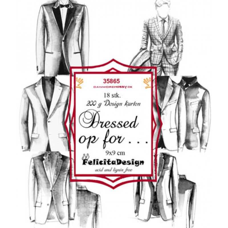 Dressed op for - Toppers