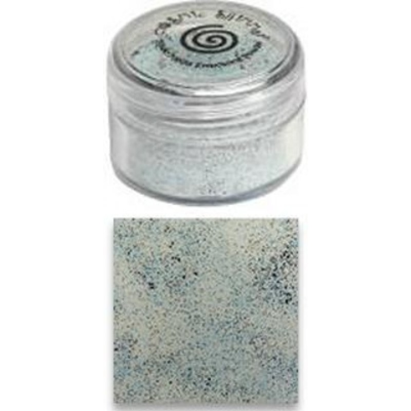 Ice age Embossing powder