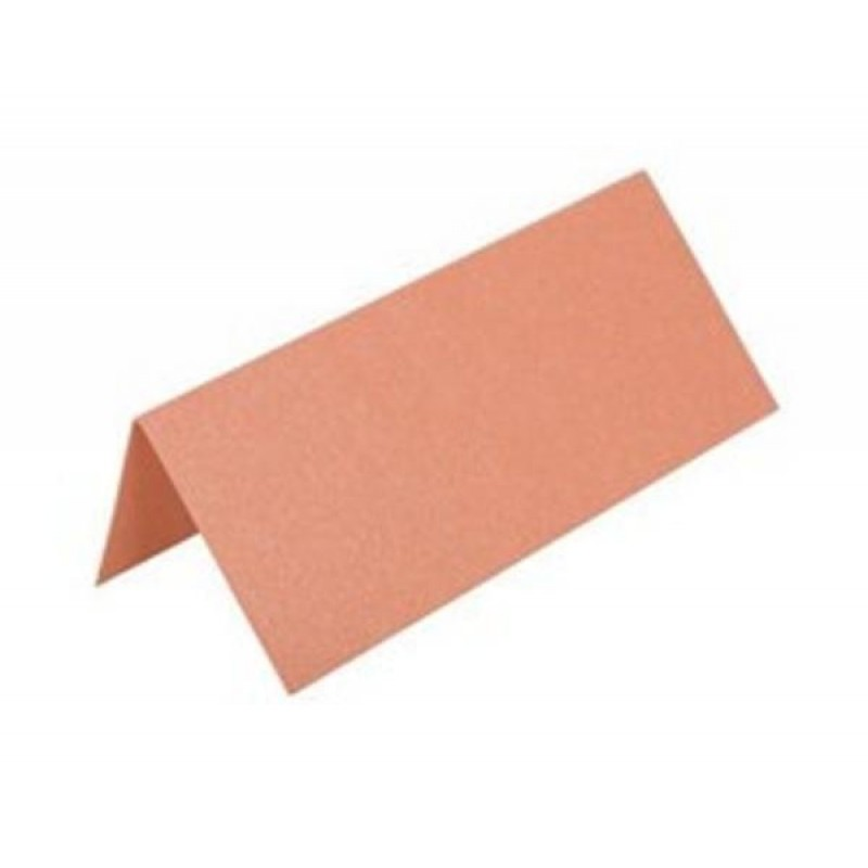 Lys pink metallic Bordkort - Light pink metallic table cards