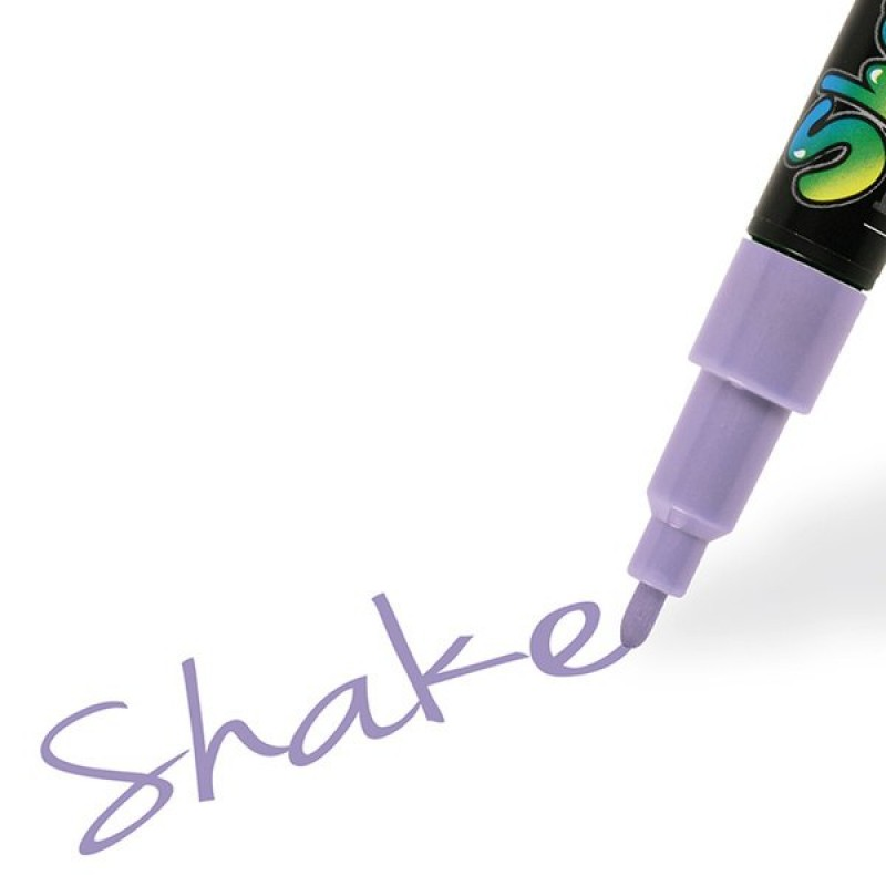 Graph´it Shake tusch fine lilla - Graph´it Shake pen fine lilac