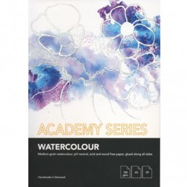 WatercolourPapirblokAcademyseries62187-20