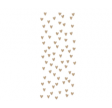 Scattered Hearts Background - Hot Foil Plate